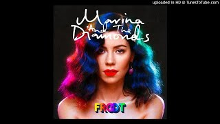 (REQUEST)Marina And The Diamonds Savages(BASS BOOSTED)