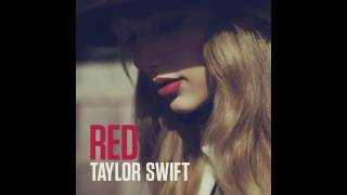 Taylor Swift – Red (Audio)