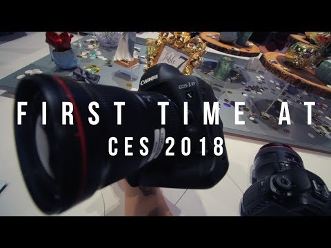 Dope Tech of CES 2018 !!! (видео)