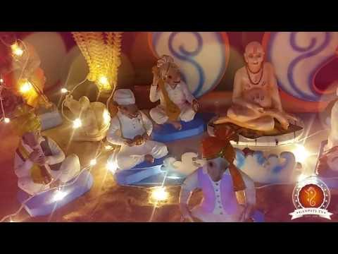 Krishna Iyer Home Ganpati Decoration Video