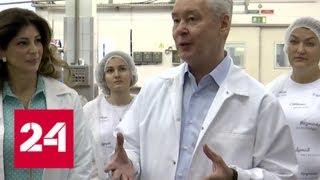 Сергей Собянин впервые встретился с избирателями в качестве кандидата в мэры Москвы - Россия 24