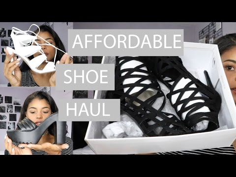 SHOE HAUL + REVIEW | 10.88 SHOES – WHOLESALE SHOES | ARIANA.AVA