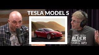John Carmack likes his Tesla more than his Ferraris