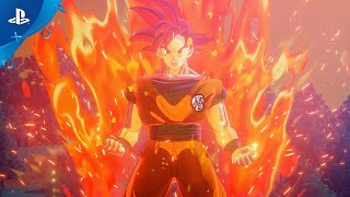PlayStation Dragon Ball Z Kakarot - Accolades and DLC anuncio