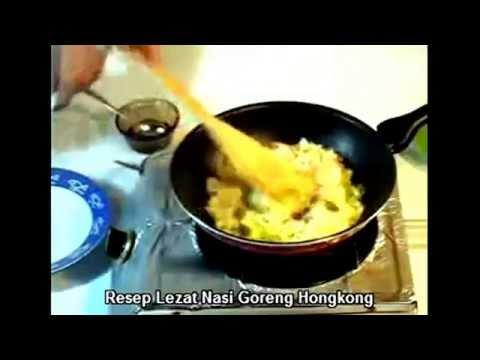 Video Resep Lezat Nasi Goreng Hongkong