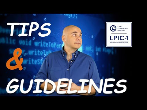 LPIC-1 Certification for Linux Administrators: Tips and Guidelines ...