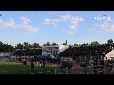 العرب اليوم - شاهد: جماهير الرجاء يغنون