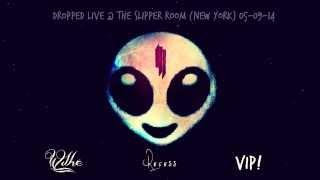 Skrillex & JumoDaddy - Recess VIP (Wilke Mashup) (Black Horse Drop)