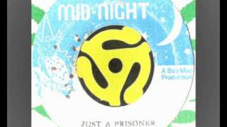 Authony Charlton -  Just A Prisoner + HEAVY DUB - Midnight Records Reggae