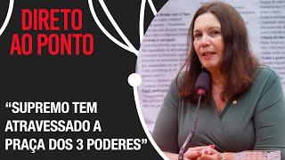 Bia Kicis fala sobre CPI da Covid: tantos abusos sendo perpetrados