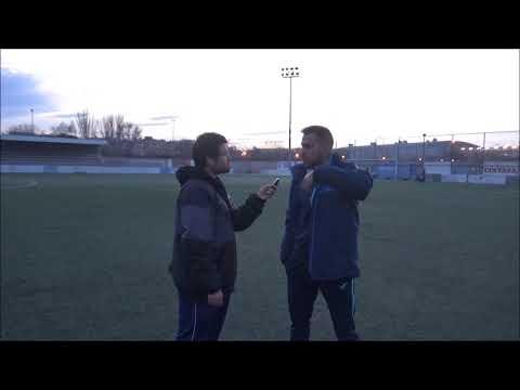 Declaraciones de Raúl Jardiel, Entrenador del Brea, tras el Utebo 4-0 Brea