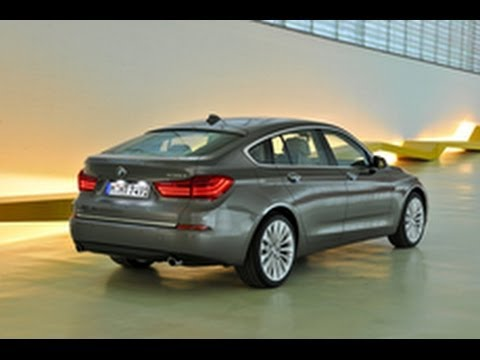View - BMW 5 Series Gran Turismo - Designer's Perspective