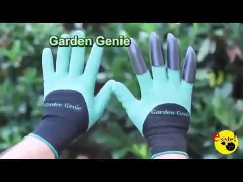 Garden Genie Gloves - guanti da giardinaggio (sub ITA)
