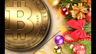 🎉Новогодний прогноз Bitcoin! Новости биткоин и  криптовалют