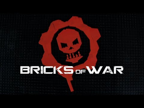 Bricks of War is a Brilliant Lego Stop Motion Send Up of Gears