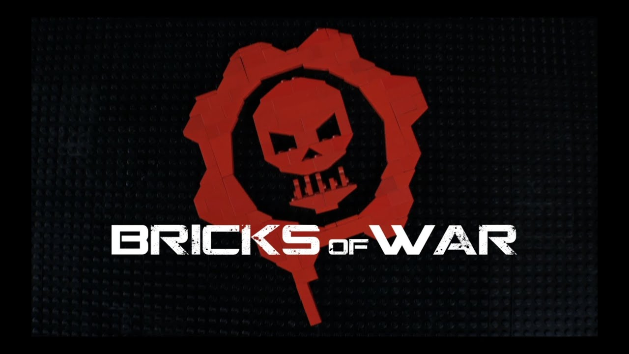 LEGO Gears Of War Is As Amazing As It Sounds