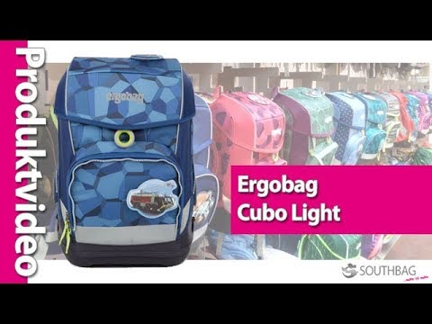 Ergobag Schulranzen Cubo Light  - Produktvideo