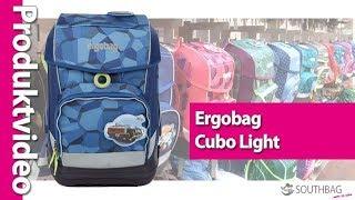 Ergobag Schulranzen Cubo Light  - Produktvideo