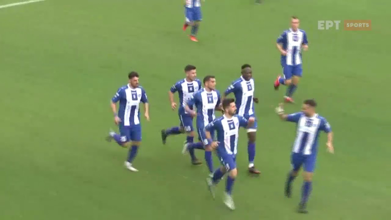 Super League 2 | Χανιά – Τρίκαλα 1-2 | HIGHLIGHTS | 07/02/21 | ΕΡΤ
