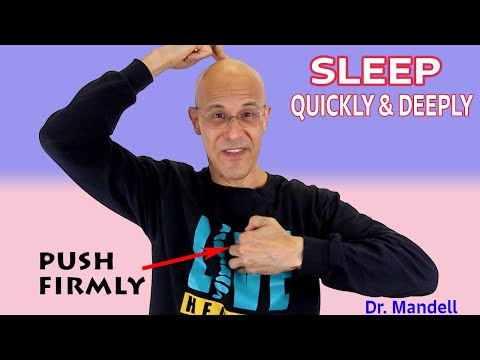 Struggling to Fall Asleep? Try This Quick Exercise