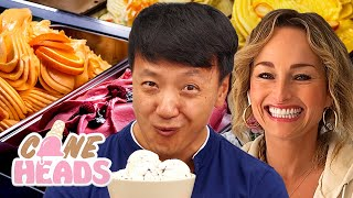 Gelato 101 with Giada De Laurentiis and Mike Chen | Coneheads