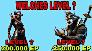 Fortnite Welches Level Fur Wolf Skin Free Video Search Site Findclip