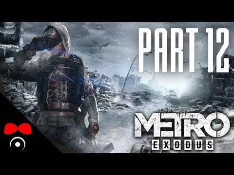 MOJE VODA NYNÍ! | Metro Exodus #12