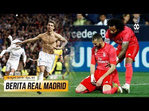 Real Madrid Kembali Gagal Raih Poin Penuh ● Zidane Percaya Tak Ada Yang Bisa Gantikan Ronaldo