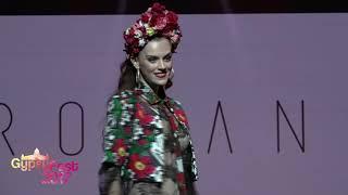 GYPSY FEST 2017   Fashion Show Romani Design - Erika Varga