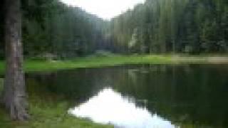 горное озеро Синевир(Карпаты)mountain lake Synevyr (Karpaty.Ukraina)