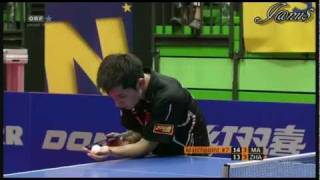 2011 Austrian Open (ms-f) MA Long - ZHANG Jike [HD] [Full Match|Short Form]