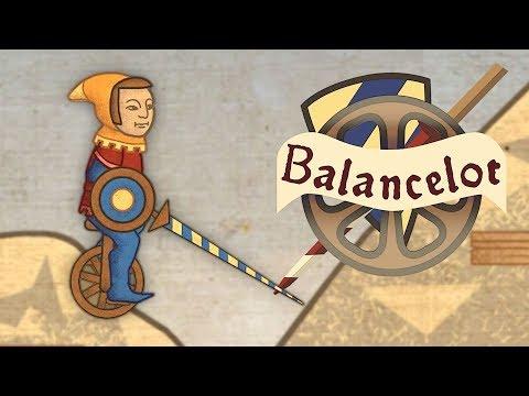 BALANCELOT #1 : Tenir sur une roue !