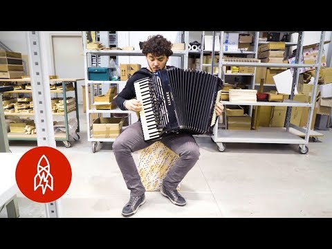 Accordions Are Born in This Italian Town