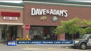 Sports trading card store to open in Clarence