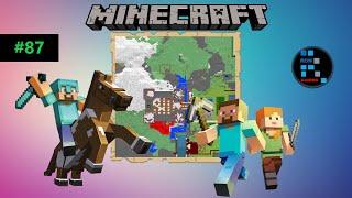 MINECRAFT | Making World Map Of Our Server With RON