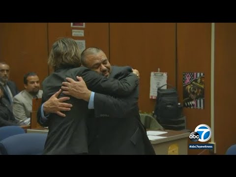 LA man freed from prison after serving 11 years for crime he didn't commit I ABC7