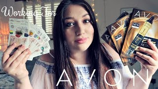AVON REP HONEST REVIEW | WHAT ITS REALLY LIKE  |  HOW MUCH MONEY DO YOU MAKE  | IS IT A SCAM??  ♡