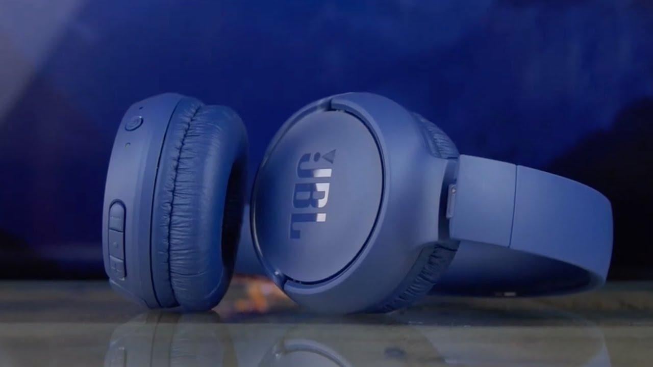 Наушники JBL T500 BT (White) JBLT500BTWHT video preview