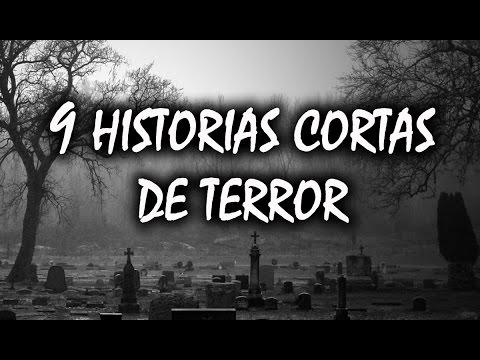 Historias cortas de terror