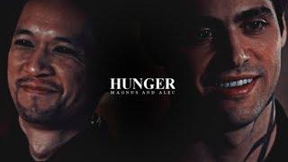 Magnus & Alec - Hunger