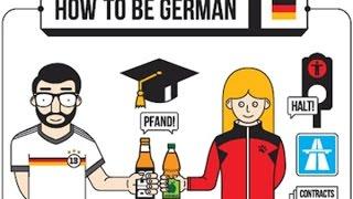 Culture Awareness | Make Me a German - BBC Documentary - dooclip.me