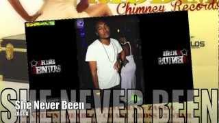 Zagga - She Never Been (Raw) [Money Box Riddim] June 2012