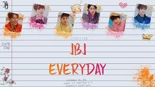 JBJ (Just Be Joyful) - 매일 (Everyday) [Lyrics Han   - YouTube