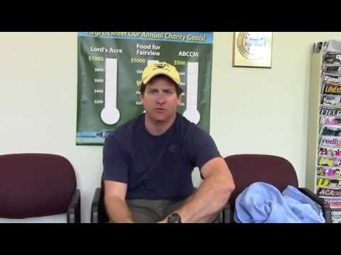 Mark Finds Plantar Fasciitis Relief