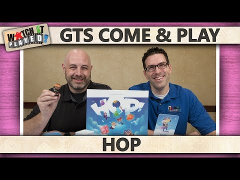 Watch It Played Preview: HOP!