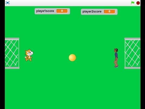Scratch Football Game Tutorial