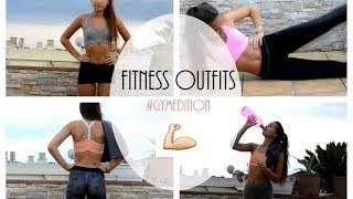¿GYM? | FITNESS OUTFITS
