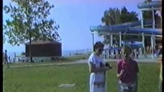 preview picture of video 'Sommerurlaub in Balatonalmádi / Ungarn Sommer 1991 Teil 1'