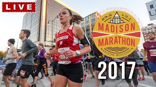 2017 Madison Marathon Finish Line Livestream
