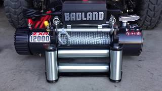badland 9000 lb winch review - Free video search site - Findclip